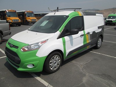 2016 Ford Transit Connect Utility Van