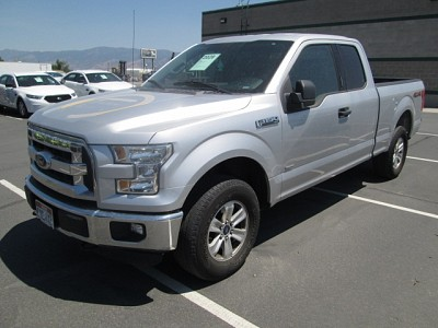 2015 Ford F150 4X4 - 2 Available!