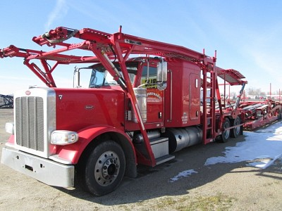 2016 Peterbilt 389 Car Hauler - Call for pricing or to make an offer