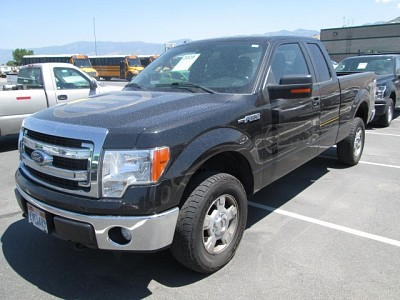 2014 Ford F150 4X4